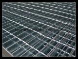 Grating van het Staal van de hete ONDERDOMPELING Gegalvaniseerde met ISO9001