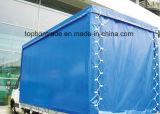 Bâche de protection de PVC pour la couverture ou la tente de camion