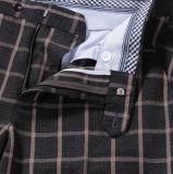 Procès de robe sur mesure de loisirs de vérification pour les hommes