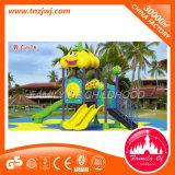 Campo giochi esterno dei capretti dei giochi del parco a tema del parco di divertimenti