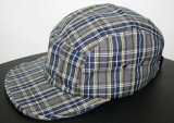 Fashion Leisure Red / Checked / Black Camper Cap