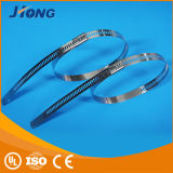 Tipo despido tipo do estilo da escada do fechamento da farpa do cabo do aço inoxidável Amarrar-Único