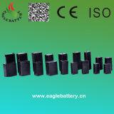 4V 0.3ah nachladbare Mf AGM-Leitungskabel-Säure-Batterie für Taschenlampe