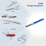 Pocket Pen Shape Retractable Sharpener 31のナイフSharpener 3 Stage及び