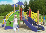 Kaiqi Hinterhof, Garten, Residential Park Outdoor Playground in Wooden und PET