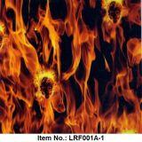 Item No. Lrf001A-1 de la película de Hydrographics& de la impresión de la transferencia del agua