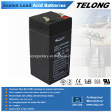 4V6ah Rechargeable Power Battery para Electric Toy