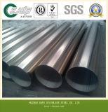 pipe soudée de l'acier inoxydable 304/304L