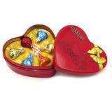 다른 모양 금속 초콜렛 포장 상자