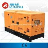 Super leiser 48kw Weichai Ricardo Motor-Dieselgenerator-Set
