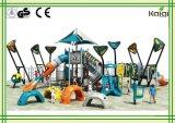Cour de jeu extérieure de plage de mer de groupe de Kaiqi pour des enfants Amusment et la récréation