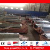 Zinc galvanisé plongé chaud 150g de tôles d'acier de qualité principale par Sqm