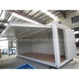 Cabina de custodia caliente de Porta de la casa del envase de la casa prefabricada
