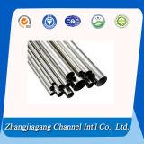 Precio inoxidable de la pipa de acero, tubo inconsútil del acero inoxidable