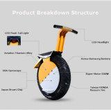 전기 기동성 스쿠터 외바퀴 자전거 Monocycle를 파도타기를 하는 2016 소형 1개의 바퀴