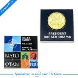 Монетка изготовленный на заказ полиций OEM воинская для подарков промотирования