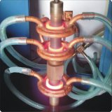 Chauffage par induction supersonique de demi-essieu de fréquence éteignant la machine