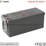 Gel-Batterie der Druckspeicher-tiefe Schleife-12V250ah für Solarspeicherung