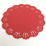 Wärme Insulation Fashion Silicone Red Wine Coasters für Glass