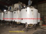 1200 litros de carbonato bebem embarcação de mistura de mistura Heated do tanque