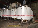 1200 litros de carbonato beben el recipiente de mezcla de mezcla Heated del tanque