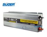 De Omschakelaar van de ZonneMacht van Suoer 12V 2000W met Lader (hba-2000C)