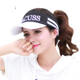 Custom Sports Sun Articles promotionnels Baseball Visor Hat