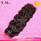 異なったタイプブラジルのペルーのインドのマレーシアのバージン水波の毛