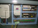 Máquina de papel da cartonagem com controle da tela de toque do PLC