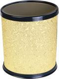 プラスチック製のゴミ箱は、レザー被覆(KL-36)と部屋をForguestことができます