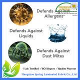 Gepaste Katoen Terry Koningin Size van de Beschermer van de Matras van Hypoallergenic het Waterdichte Stootkussen