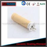 セリウムの証明の熱気銃99%のアルミナの陶磁器の発熱体