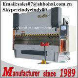 Prensa hidráulica de freno, Psk 200t / 3200mm electro-hidráulico servo CNC controlado Prensa plegadora con buen precio