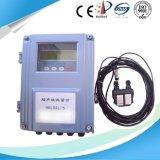 Débitmètre ultrasonique portatif de vente chaude
