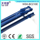 중국 플라스틱 물개 공장 제조 21cm 파란 고품질 플라스틱 지구