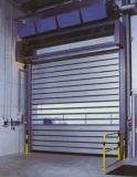 De alta velocidad con el metal duro, puerta rápida, puerta rodante