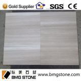 Wood blanc Marble Cut à Size Tiles