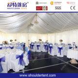 A barraca a mais nova do banquete de casamento para o banquete de casamento do evento