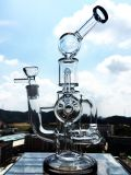 10インチのDubbleの再資源業者の工場価格のガラス配水管