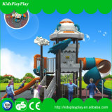 Оборудование спортивной площадки детей темы космического корабля напольное (KP1512260)