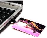 도매 싼 가격 16GB 신용 카드 USB 섬광