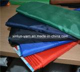 Tela de nylon del tafetán de Ripstop del poliester para la chaqueta/la tienda/el bolso/el rectángulo