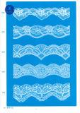 Laço de Tricot para a roupa/vestuário/sapatas/saco/caso 3199 (largura: 7cm)
