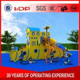 2017명의 새로운 형 공장 아이 운동 옥외 실내 운동장 활주 장비 위락 공원 PE 격판덮개 시리즈 HD16-171A
