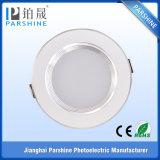 Qualité d'intérieur AC85-256V 9W LED Downlight de Downlight de vente chaude