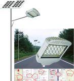 indicatore luminoso di via 60W, casa o esterno solare Using la lampada solare, illuminazione solare del giardino del LED
