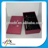 Изготовленный на заказ упаковывая бумажная коробка подарка вина