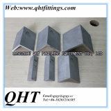 Acciaio al carbonio delicato del fornitore superiore L ferro di angolo nel prezzo più basso per tonnellata