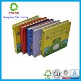 중국에 있는 도매를 인쇄하는 두꺼운 표지의 책 아이들 이야기 책