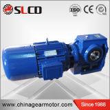 S serie Helical Worm Gear Unit Speed Reducer Motor für Lifting Machine